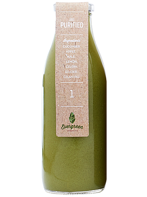 Cleanse | Evergreen Organics | The first 100% Vegan Cafe in